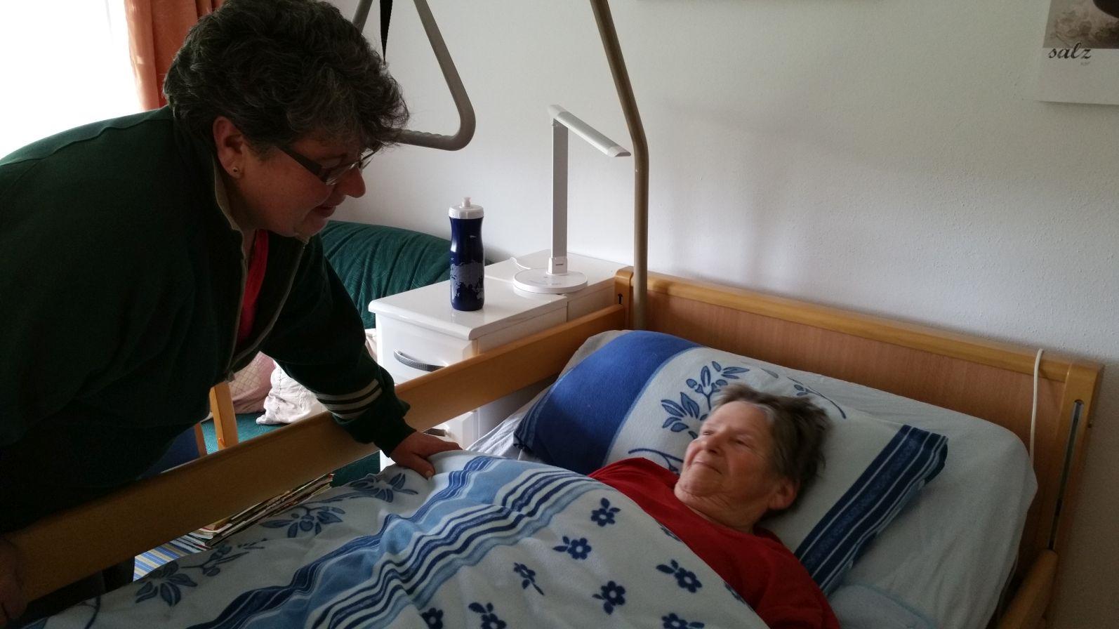 Krankenbetreuung in Saalfelden